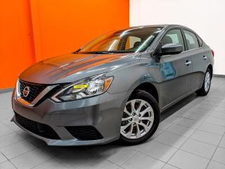 Used 2018 Nissan Sentra SV *TOIT OUVRANT* CAMERA *SIEGES CHAUFF* PROMO for sale in St-Jérôme, QC