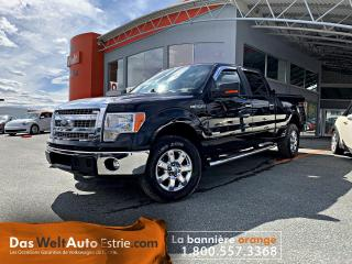Used 2013 Ford F-150 XLT, SuperCrew, 4x4, Automatique for sale in Sherbrooke, QC