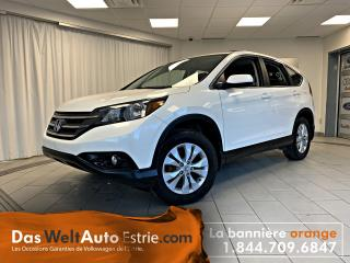 Used 2014 Honda CR-V EX-L, Cuir, Toit, Automatique for sale in Sherbrooke, QC