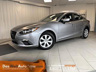 Used 2015 Mazda MAZDA3 GX, Gr. Électrique, A/C,  Automatique for sale in Sherbrooke, QC