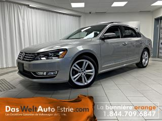 Used 2014 Volkswagen Passat TDI Highline, Toit, Automatique for sale in Sherbrooke, QC