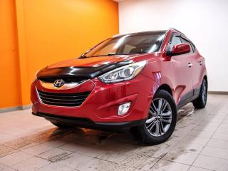 Used 2015 Hyundai Tucson GLS *TOIT PANO* CAMERA RECUL *SIEGES CHAUFF* PROMO for sale in St-Jérôme, QC