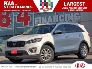 Used 2017 Kia Sorento LX for sale in St Catharines, ON
