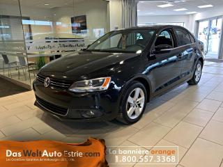 Used 2014 Volkswagen Jetta TDI Trendline+, Gr. Électrique, A/C, Manuel for sale in Sherbrooke, QC