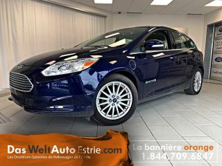 Used 2016 Ford Focus Gr. Électrique, A/C, Automatique for sale in Sherbrooke, QC