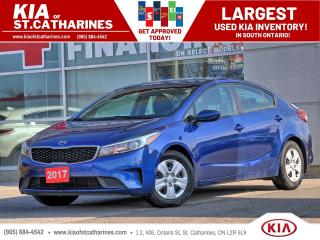 Used 2017 Kia Forte LX | Bluetooth | Air Condition | Traction Control for sale in St Catharines, ON