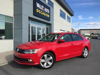 Used 2017 Volkswagen Jetta 4dr 1.4 TSI Man Trendline+ for sale in St-Georges, QC
