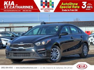 Used 2020 Kia Forte LX | Heated Seat | Android Auto | Cruise Control for sale in St Catharines, ON