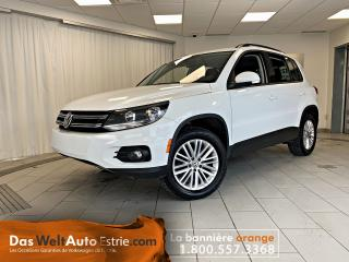 Used 2016 Volkswagen Tiguan 4MOTION Special Edition, Automatique for sale in Sherbrooke, QC