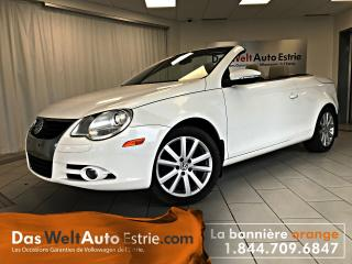 Used 2010 Volkswagen Eos 2.0 TSI Comfortline, Automatique for sale in Sherbrooke, QC