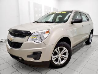 Used 2014 Chevrolet Equinox LS AWD CLIMATISEUR *BLUETOOTH* HITCH *PROMO for sale in St-Jérôme, QC