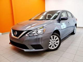 Used 2016 Nissan Sentra S AUTOMATIQUE CLIMATISEUR *BLUETOOTH* for sale in St-Jérôme, QC