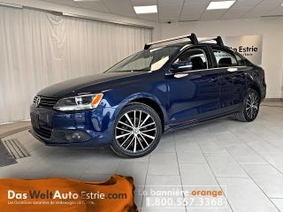 Used 2014 Volkswagen Jetta TDI Highline, Cuir, Toit, Automatique for sale in Sherbrooke, QC