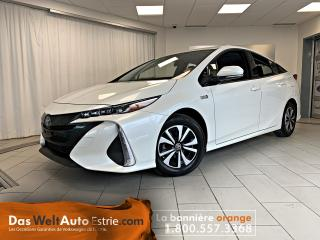 Used 2017 Toyota Prius Prime Technology, Gr. Électrique, A/C, Automatique for sale in Sherbrooke, QC