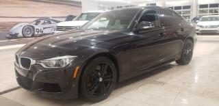 Used 2016 BMW 3 Series 340i xDrive, Performance M, Luxe Package for sale in Sherbrooke, QC
