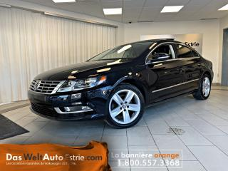 Used 2016 Volkswagen Passat CC Sportline, Toit, Automatique Bas Kilo! for sale in Sherbrooke, QC