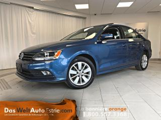 Used 2015 Volkswagen Jetta 2.0 TDI Comfortline, Automatique for sale in Sherbrooke, QC