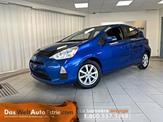 Used 2012 Toyota Prius c Technology, Gr. Électrique, A/C, Automatique for sale in Sherbrooke, QC