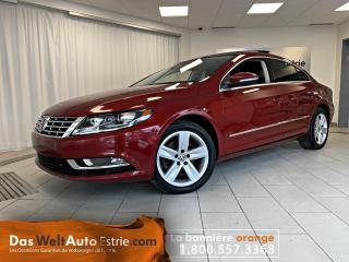 Used 2014 Volkswagen Passat CC Sportline, Gr. Électrique, Toit, Automatique for sale in Sherbrooke, QC