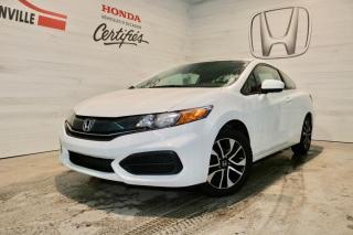 Used 2015 Honda Civic Ex 2 Portes for sale in Blainville, QC