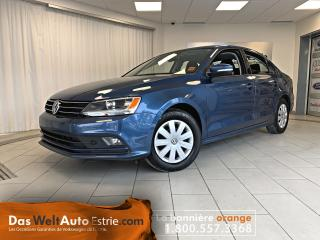 Used 2016 Volkswagen Jetta 1.4 TSI Trend+, Gr. Électrique, A/C, Manuel for sale in Sherbrooke, QC