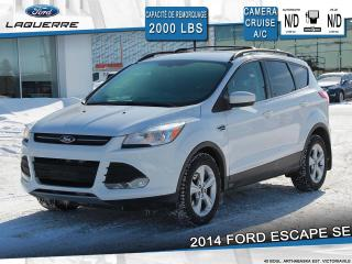 Used 2014 Ford Escape SE **GROSSE ECRAN*BLUETOOTH*CRUISE*A/C** for sale in Victoriaville, QC