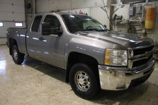 Used 2007 Chevrolet Silverado 2500 HD LT for sale in Saskatoon, SK