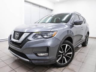 Used 2017 Nissan Rogue SL PLATINUM AWD *TOIT* NAV *REG. ADAPTATIF* PROMO for sale in St-Jérôme, QC