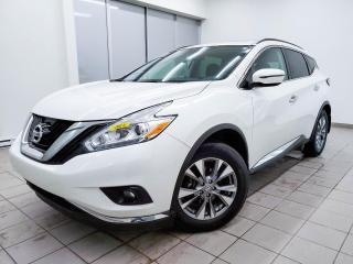 Used 2016 Nissan Murano SV AWD NAV SIÈGES / VOLANT CHAUFFANT *TOIT PANO* for sale in St-Jérôme, QC