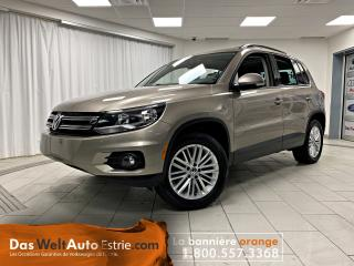 Used 2016 Volkswagen Tiguan 4MOTION, Special Edition, Toit, Automatique for sale in Sherbrooke, QC