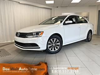 Used 2016 Volkswagen Jetta 1.4TSI, Comfortline, Toit, Automatique for sale in Sherbrooke, QC