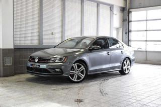 Used 2016 Volkswagen Jetta GLI Autobahn for sale in Lasalle, QC