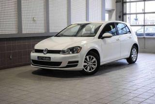 Used 2016 Volkswagen Golf TRENDLINE for sale in Lasalle, QC