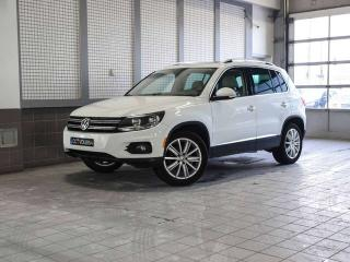 Used 2014 Volkswagen Tiguan Highline for sale in Lasalle, QC