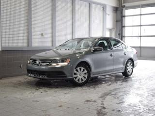 Used 2016 Volkswagen Jetta TRENDLINE+ for sale in Lasalle, QC