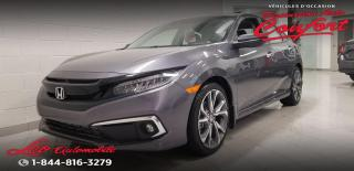 Used 2019 Honda Civic Tourisme CVT for sale in Chicoutimi, QC