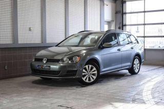 Used 2016 Volkswagen Golf Sportwagen Trendline for sale in Lasalle, QC