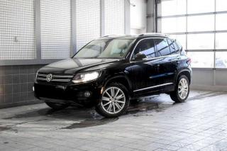 Used 2017 Volkswagen Tiguan COMFORTLINE for sale in Lasalle, QC