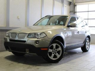Used 2007 BMW X3 3.0Si for sale in Lasalle, QC