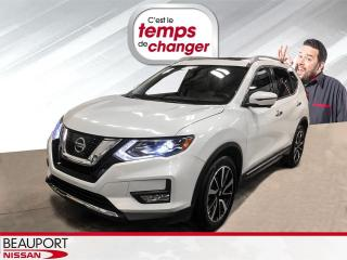 Used 2017 Nissan Rogue SL AWD ***PLATINUM*** for sale in Beauport, QC