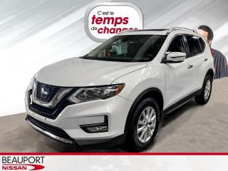 Used 2019 Nissan Rogue SV AWD ***TOIT OUVRANT*** for sale in Beauport, QC