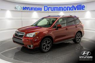 Used 2014 Subaru Forester 2.0 XT TOURING + GARANTIE + TOIT + CAMER for sale in Drummondville, QC