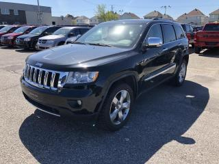 Used 2011 Jeep Grand Cherokee OVERLAND *CUIR*TOIT PANO* for sale in Brossard, QC