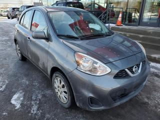 Used 2017 Nissan Micra SV à hayon 4 portes BM for sale in Lévis, QC