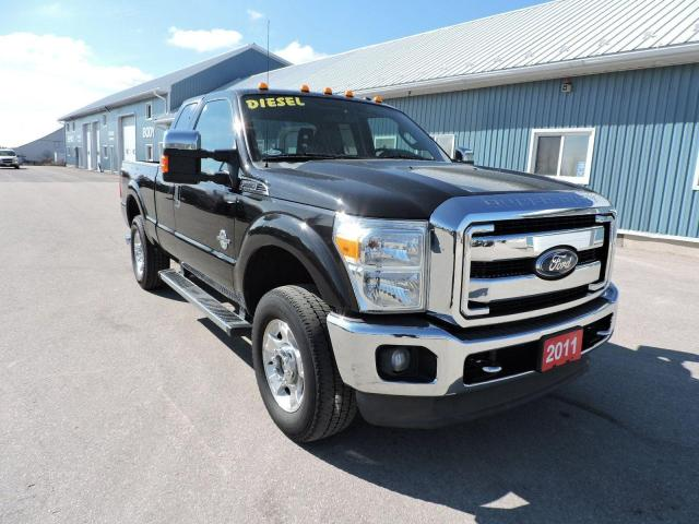 2011 Ford F-250 XLT Diesel 4X4 Don't pay for 3 months