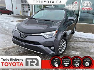 Used 2016 Toyota RAV4 Traction intégrale 4 portes Limited for sale in Trois-Rivières, QC