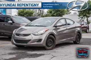Used 2012 Hyundai Elantra GL 4 PORTES**A/C, DÉMARREUR** for sale in Repentigny, QC