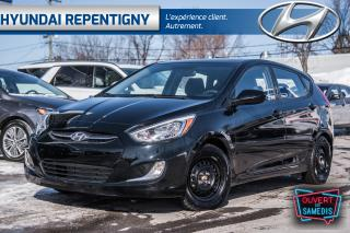 Used 2017 Hyundai Accent SE 5 PORTES**A/C, MAGS, TOIT, SIÈGES CHAUFFANTS** for sale in Repentigny, QC