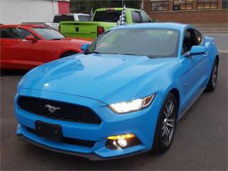 Used 2017 Ford Mustang EcoBoost Premium for sale in Regina, SK
