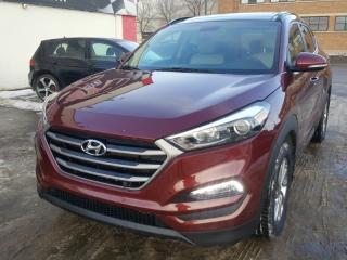 Used 2016 Hyundai Tucson Luxury for sale in Regina, SK